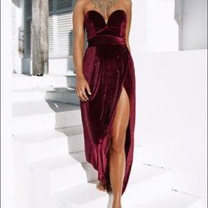 Sabo Skirt Grenadine Gown